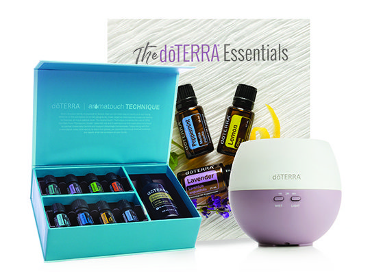Aroma Touch Diffused