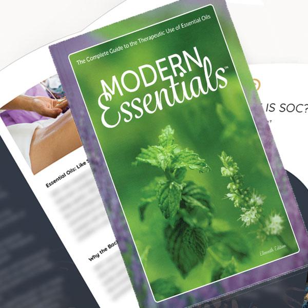 essentials oils books книга